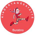 Buratino logo footer
